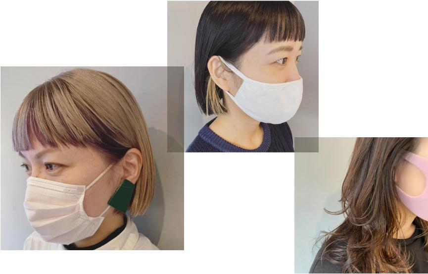 【2021年春トレンドスタイル!】最旬インナーカラーでマスク映え♡[MODE K's(モードケイズ)]